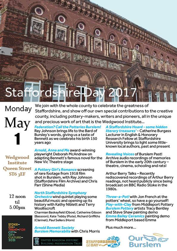 When-Staffordshire-Day-Programme-List