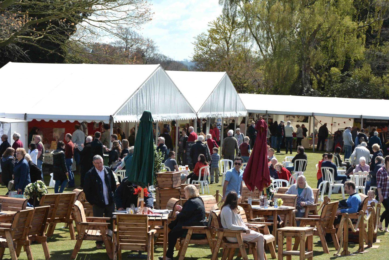 Sandon Spring Fair