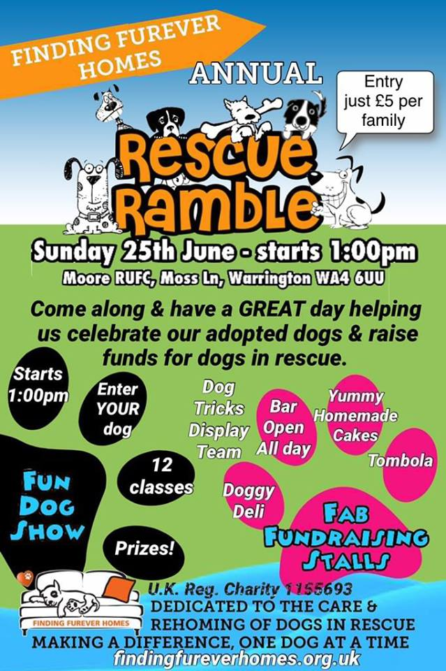 Annual Dog Rescue Ramble