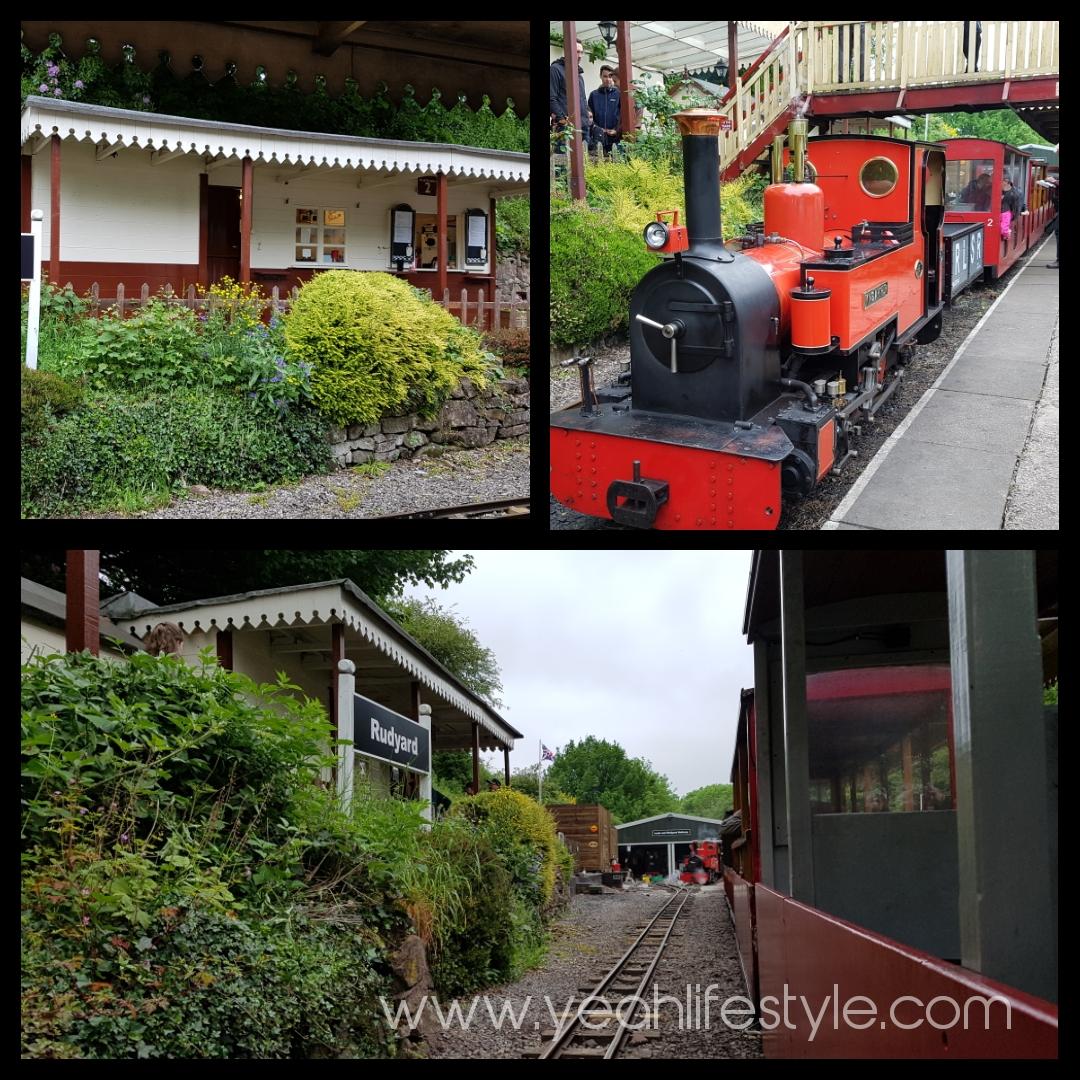 Rudyard Lake Steam Train Review