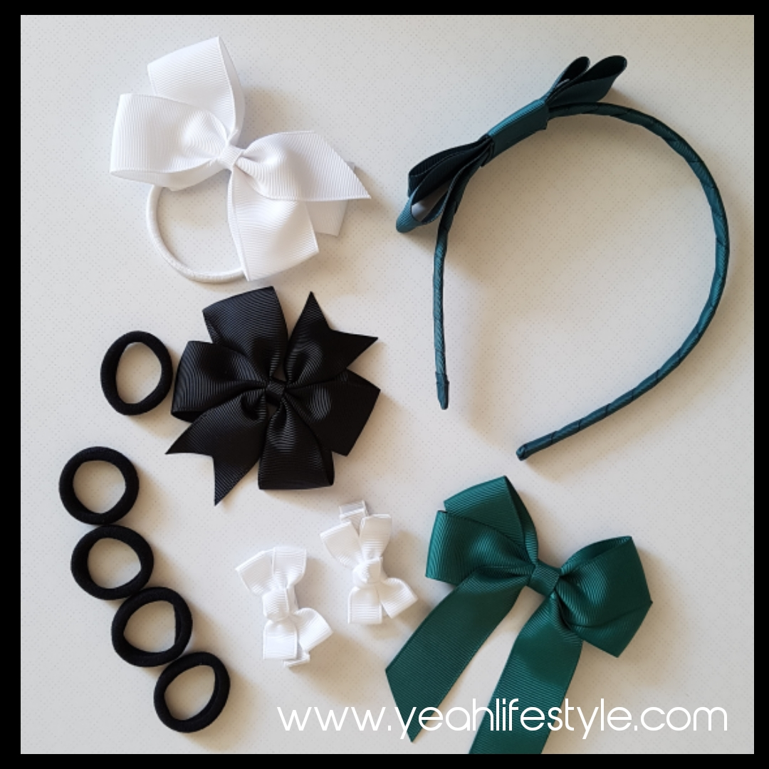 Uniform-Additions-School-Hair-Accessories-Yeah-Lifestyle-Review