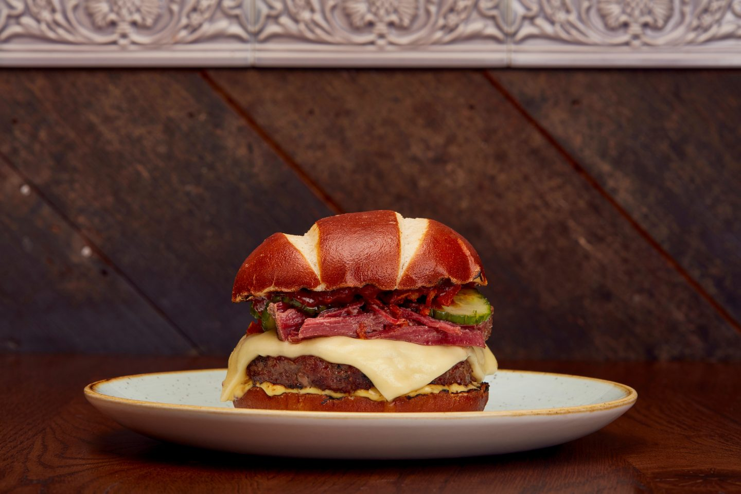 How to get a GBK Brisket Burger for free?