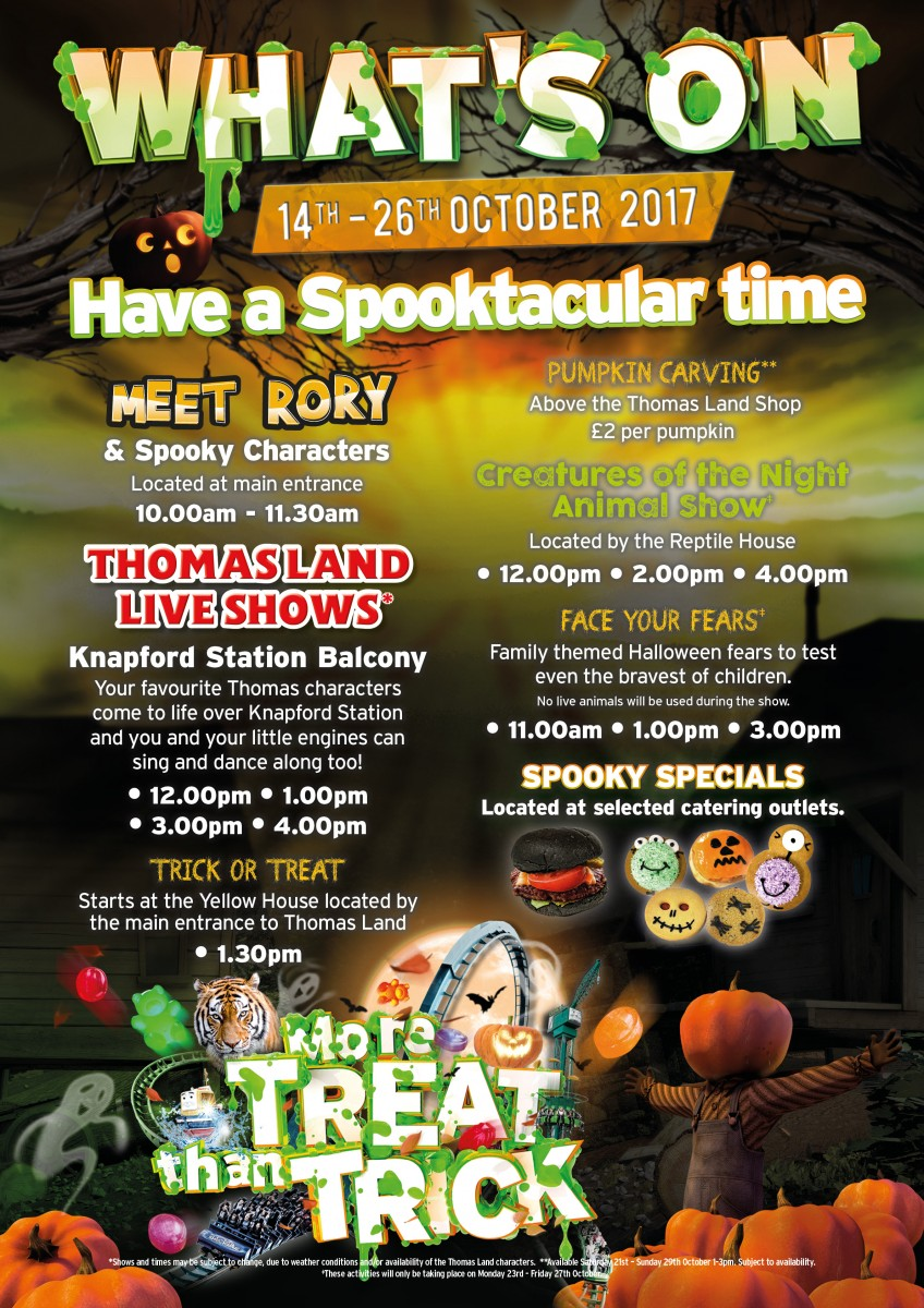 Halloween-at-Drayton-Manor-Zoo-Yeah-Lifestyle-Reviews