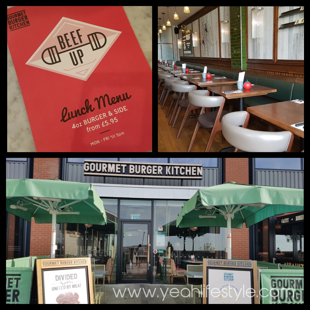 Brisket Burger at GBK Reviewed *