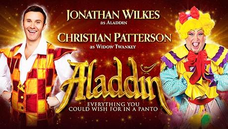 Aladdin-Regent-Theatre-Christmas-Christian-Jonny-Wilkes-Pantomime-Stoke-on-Trent-Yeah-Lifestyle-Blogger