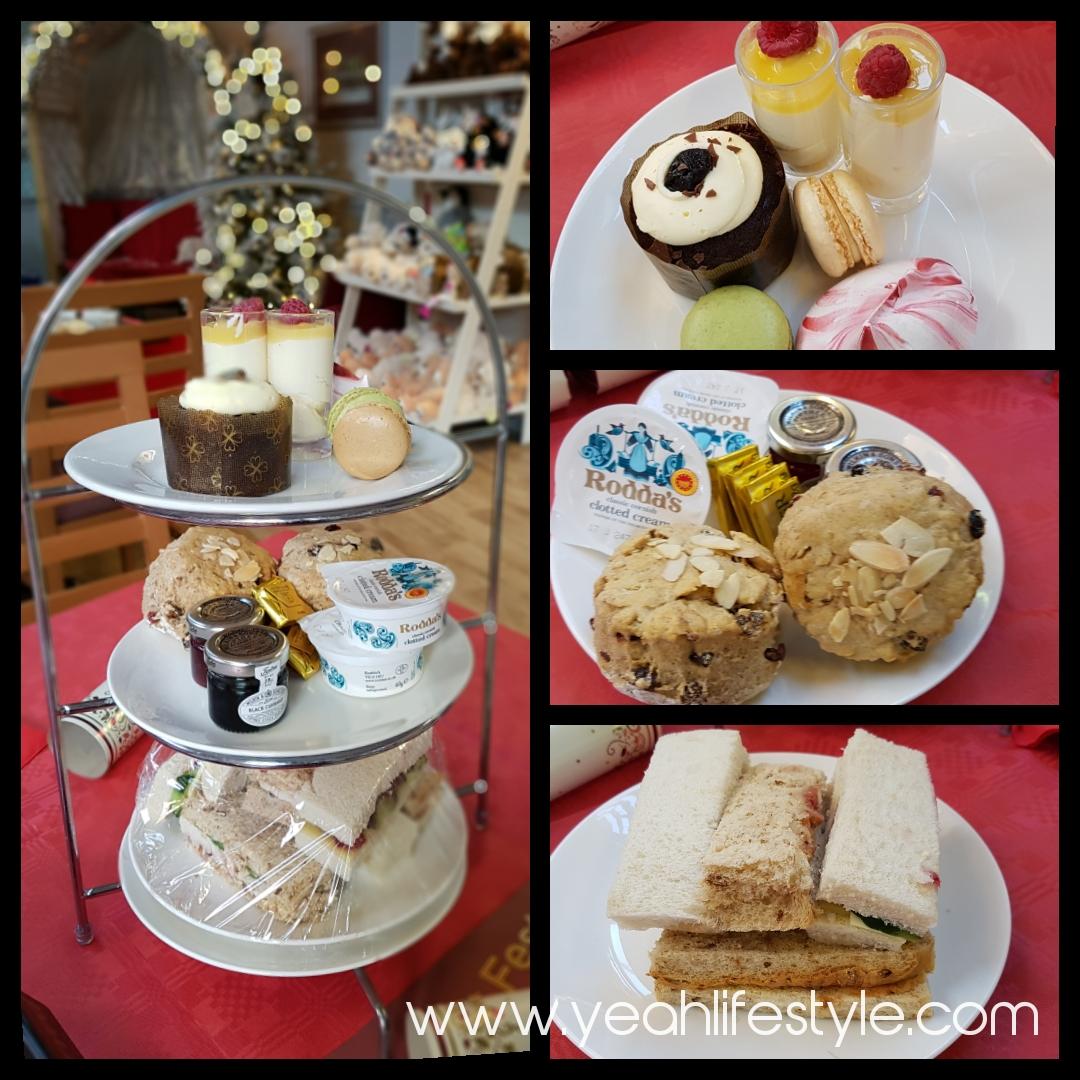 Bridgemere-Garden-Centre-Santa-Tea-Kids-Yeah-Lifestyle-Blogger-Cheshire-Nantwich