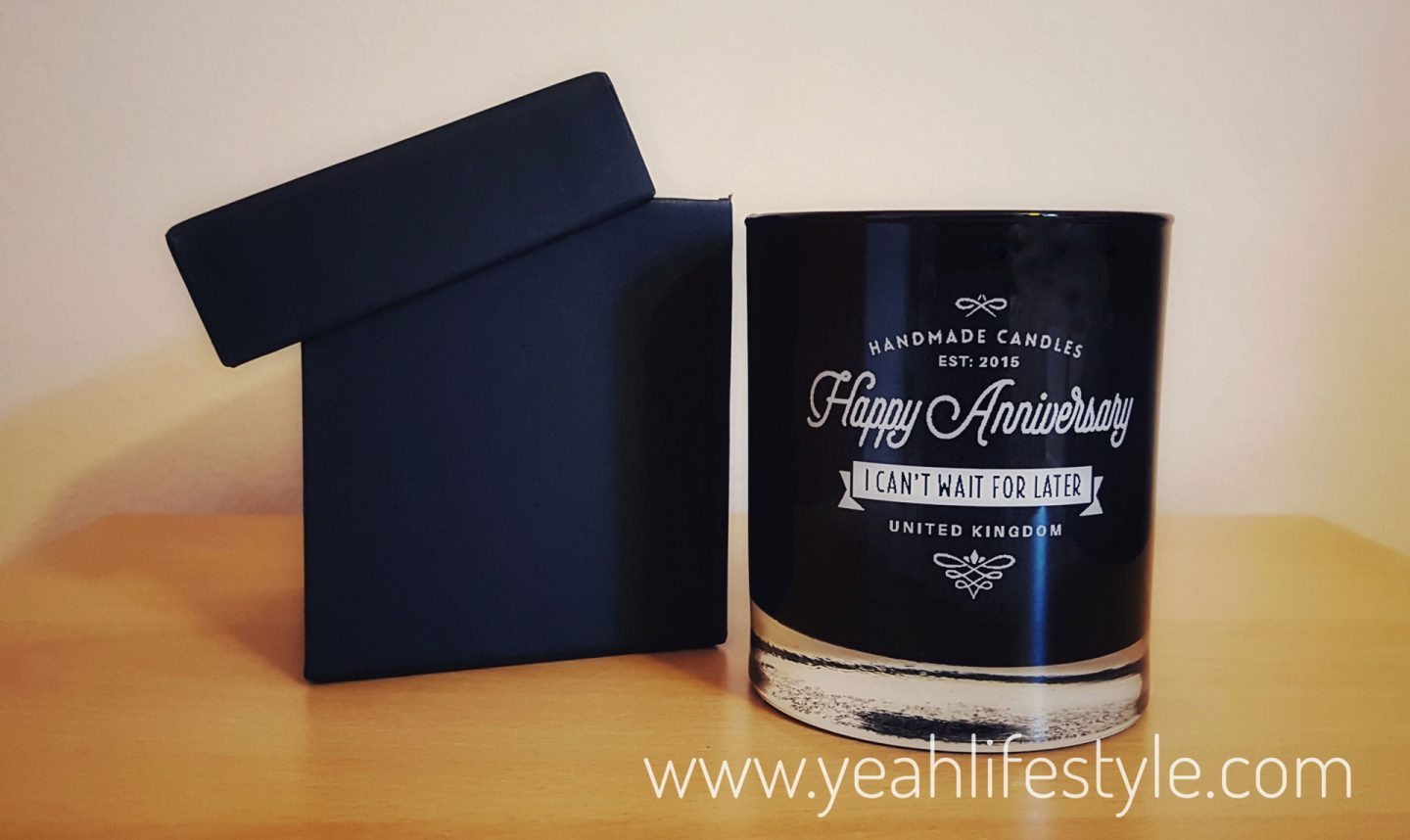 Personalised Gift Candles *