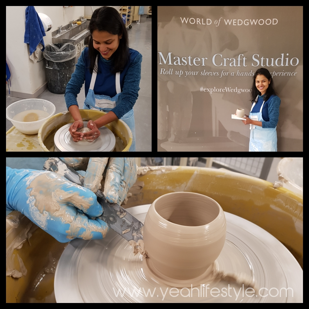 Magical-Christmas-World-Wedgwood-Pottery-Throwdown-Yeah-Lifestyle-Blogger-Review
