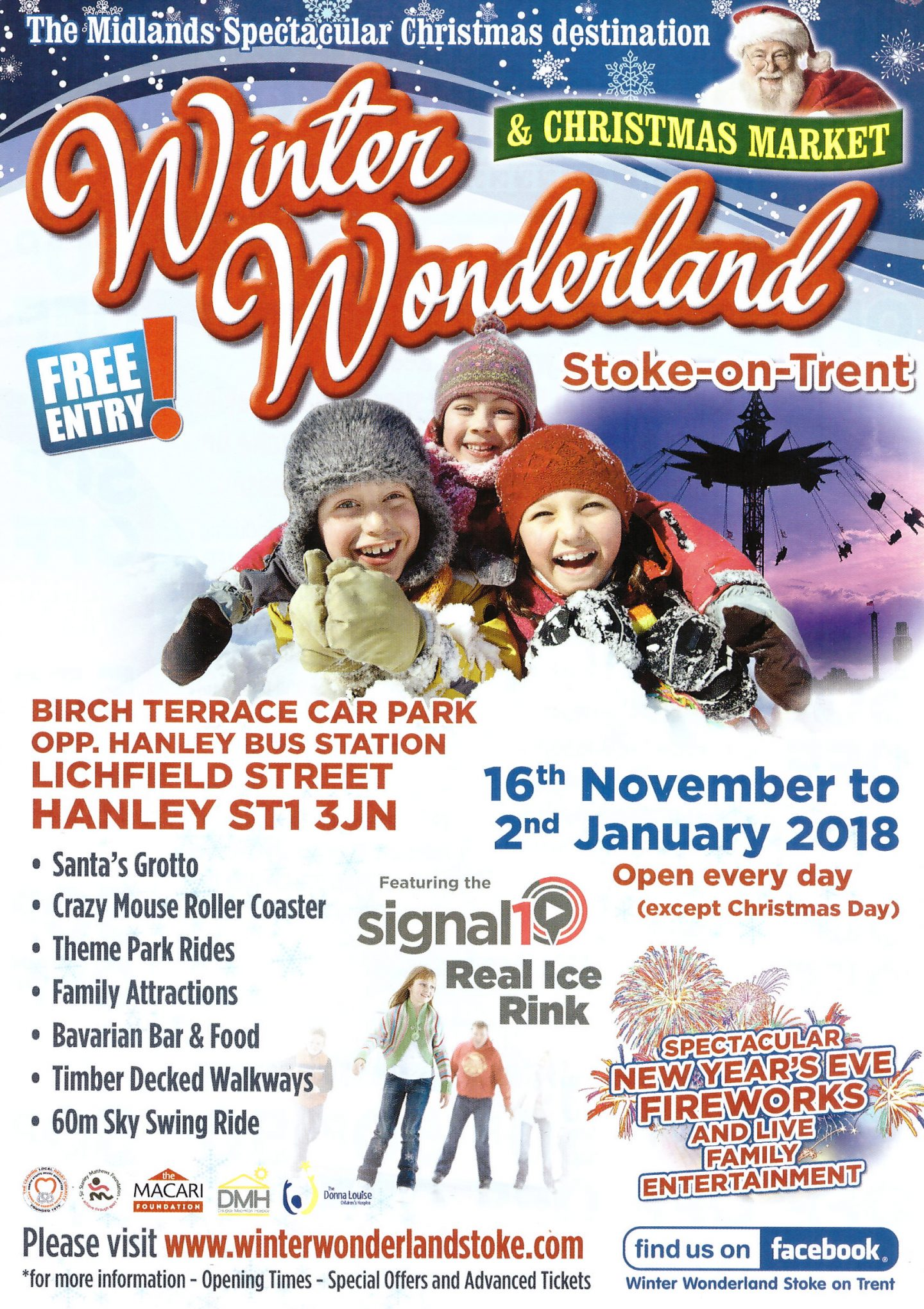 Winter Wonderland & Christmas Market