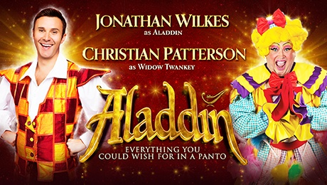 Family Pantomime Aladdin opens at Regent Theatre in 3D