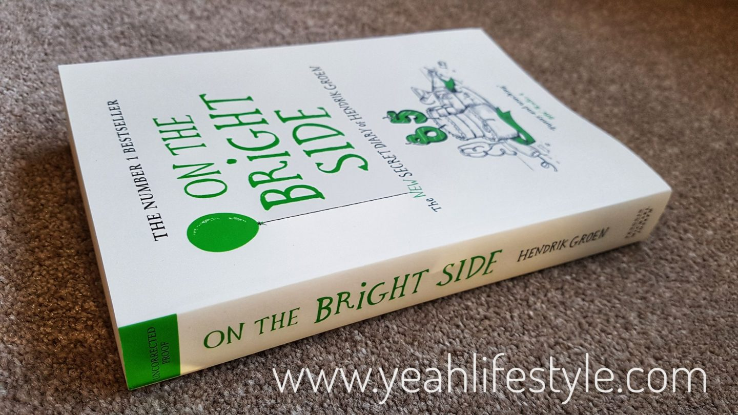Book Review: On The Bright Side – The New Secret Diary of Hendrik Groen *