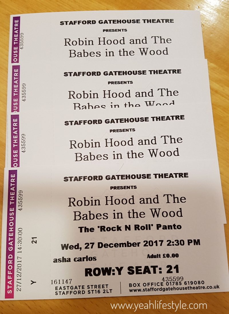 Stafford-Gatehouse-Theatre-Panto-Tickets-Robin-Hood-Review