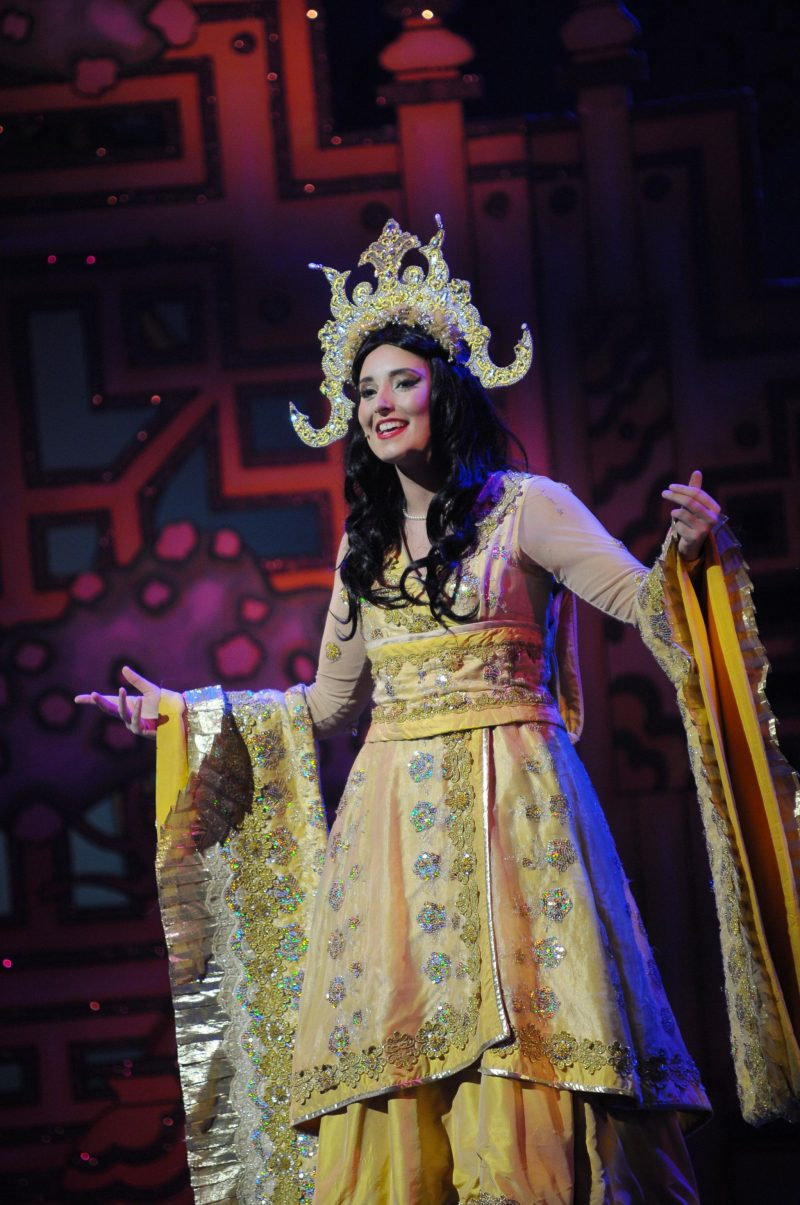 The-Regent-Theatre-Aladdin-Panto-Press-Night-Yeah-Lifestyle-Blogger-Review-Princess-Jasmine