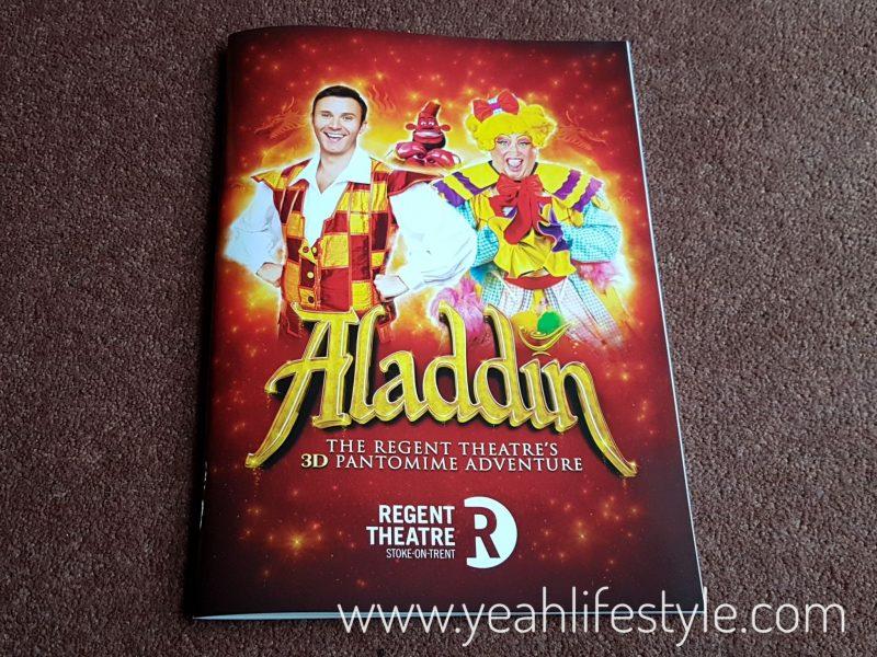 The-Regent-Theatre-Aladdin-Panto-Press-Night-Yeah-Lifestyle-Programme