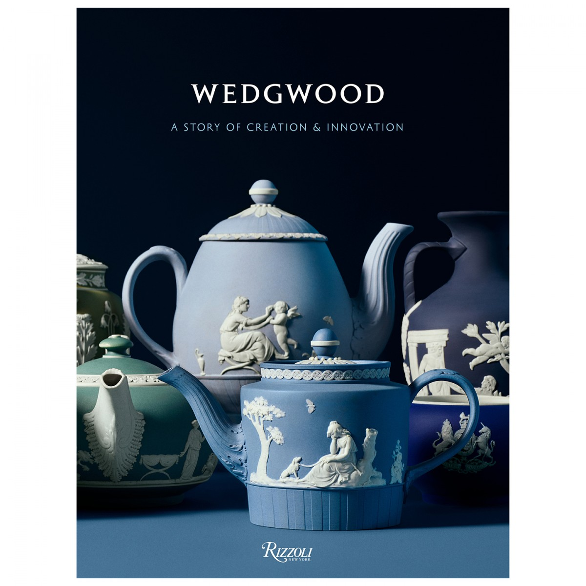 Wedgwood – A Story of Creation & Innovation Book *