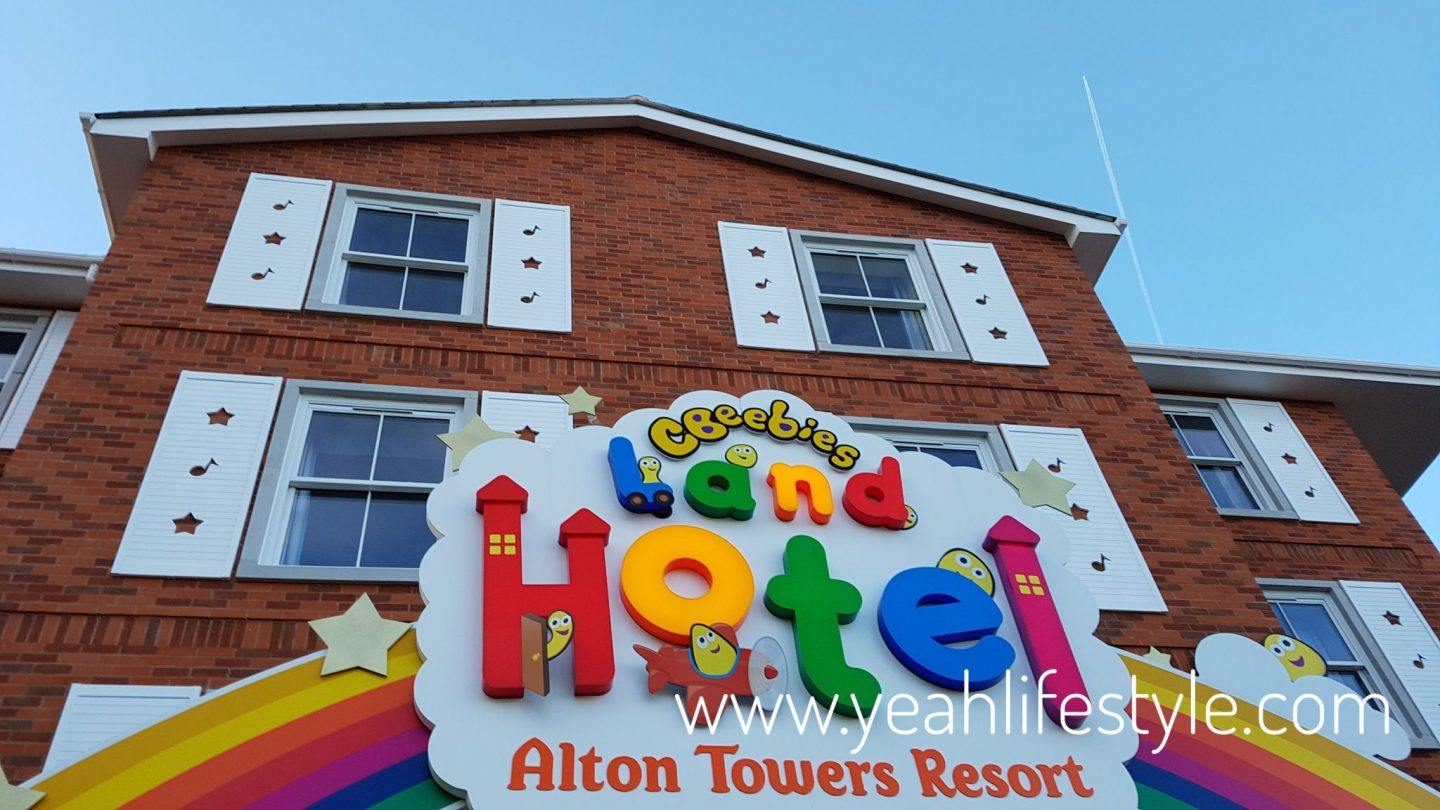 Our review: CBeebies Land Hotel at Alton Towers Resort
