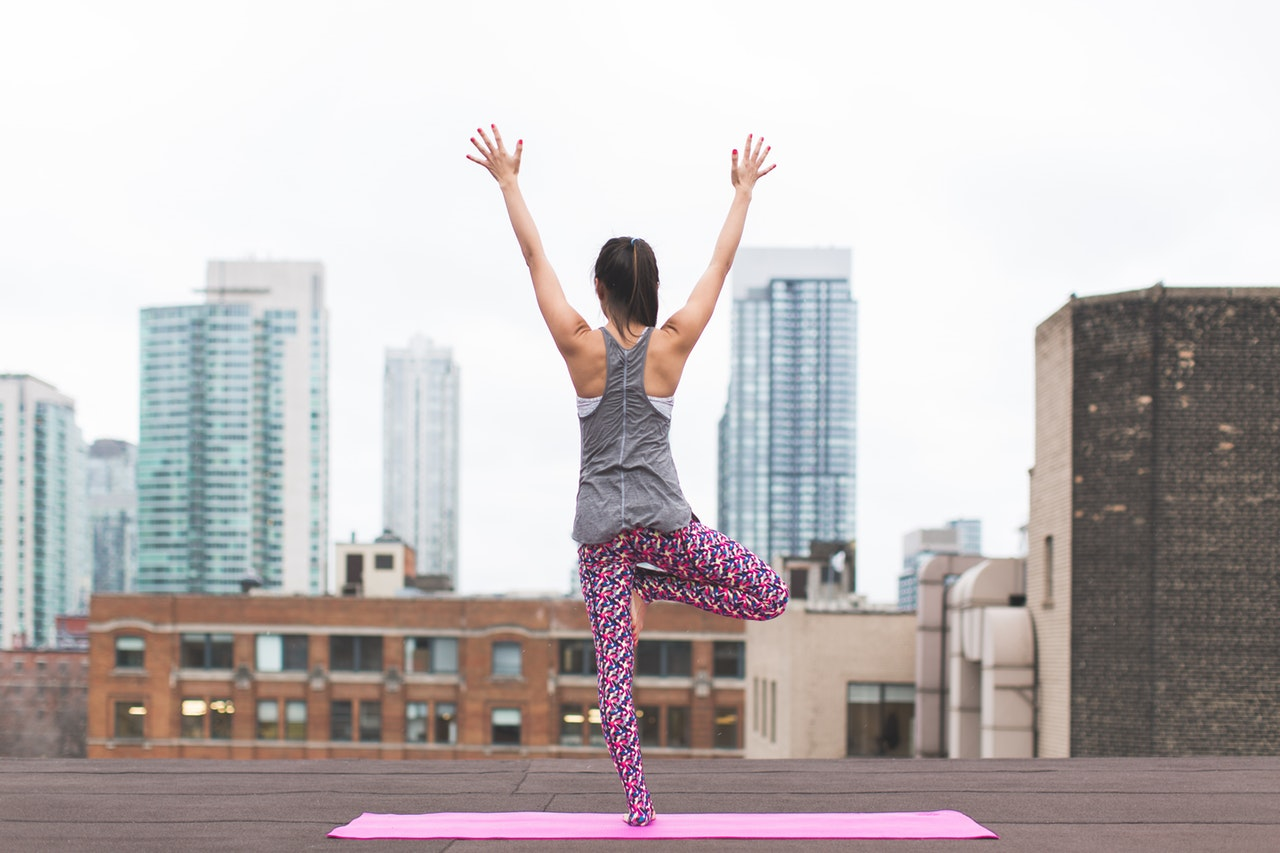 Free Your Spirit with Feel-Good Exercise **