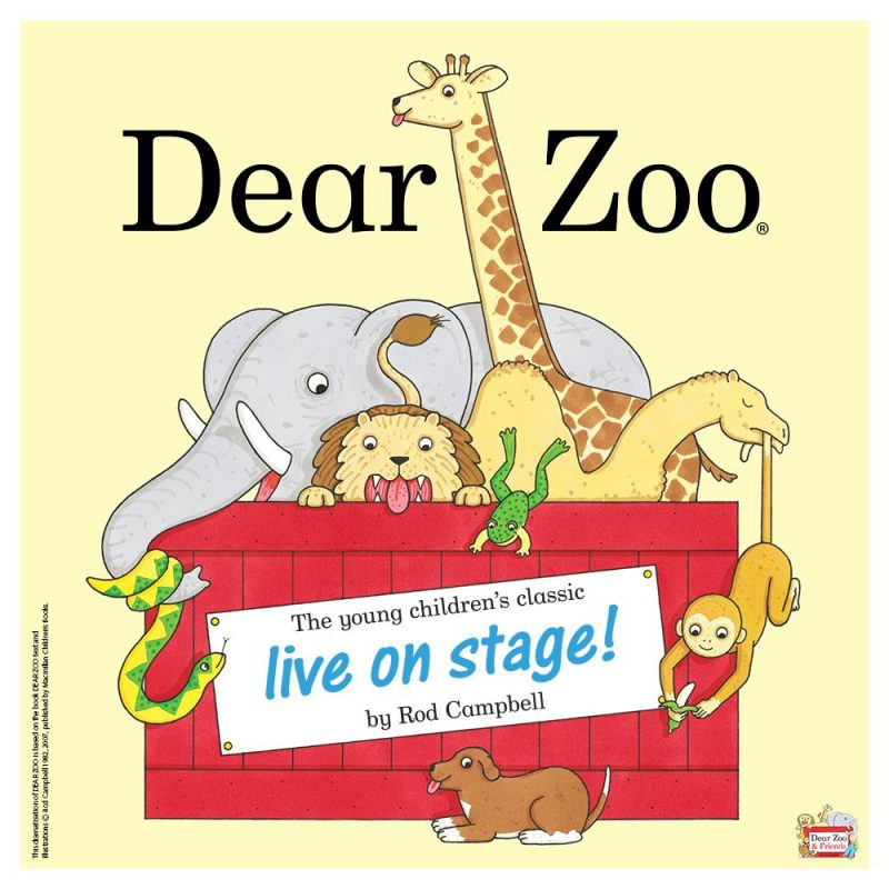 dear-zoo-stafford-gatehouse-theatre-kids-show-staffordshire