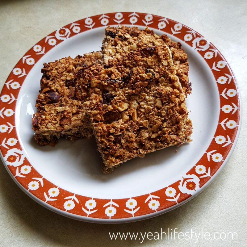 All-Things-Baked-Vegan-Banana-Nut-Flapjack-Subscription-Box-Blogger-Healthy