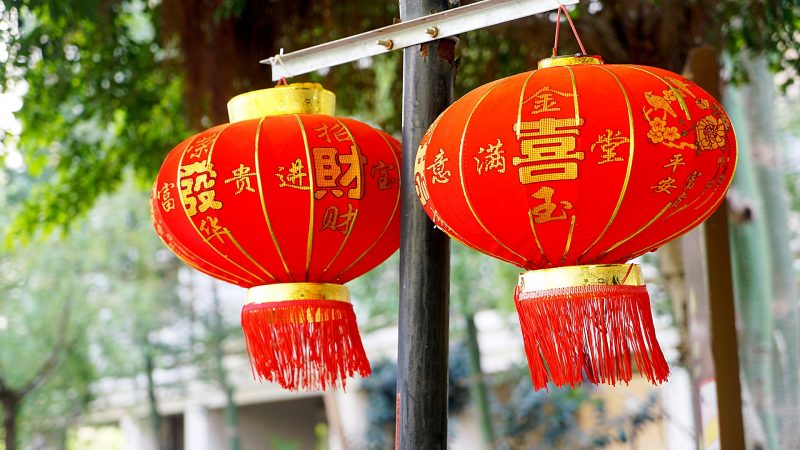 Chinese-New-Year-Red-Lantern