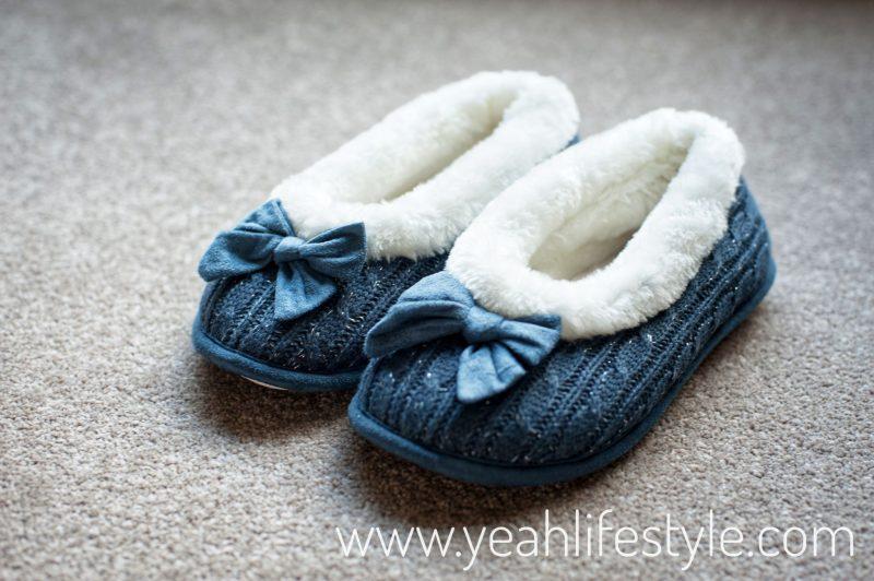 Damart-Online-Shopping-Fashion-Blogger-Review-Winter-Slipper-UK
