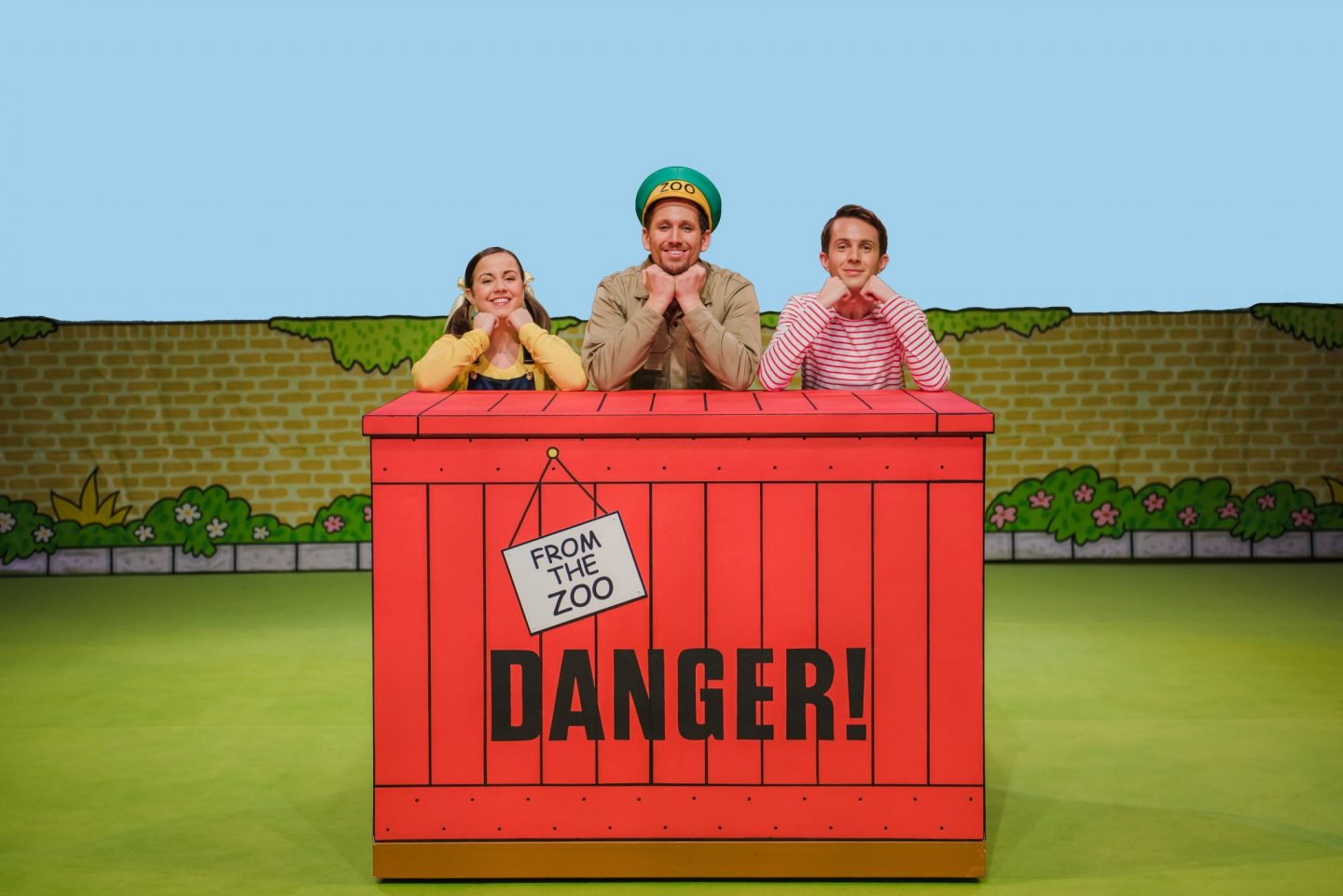 Dear Zoo Kids Theatre Production at Stafford Gatehouse Theatre *