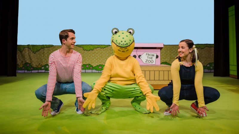Dear-Zoo-Stafford-Gatehouse-Theatre-Kids-Show-UK-Blogger-Review