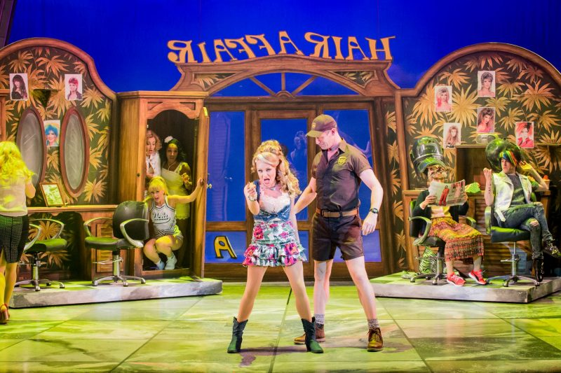 Legally-Blonde-The-Musical-Rita-Simons-Ben-Harlow-Regent-Theatre-Blogger-Review