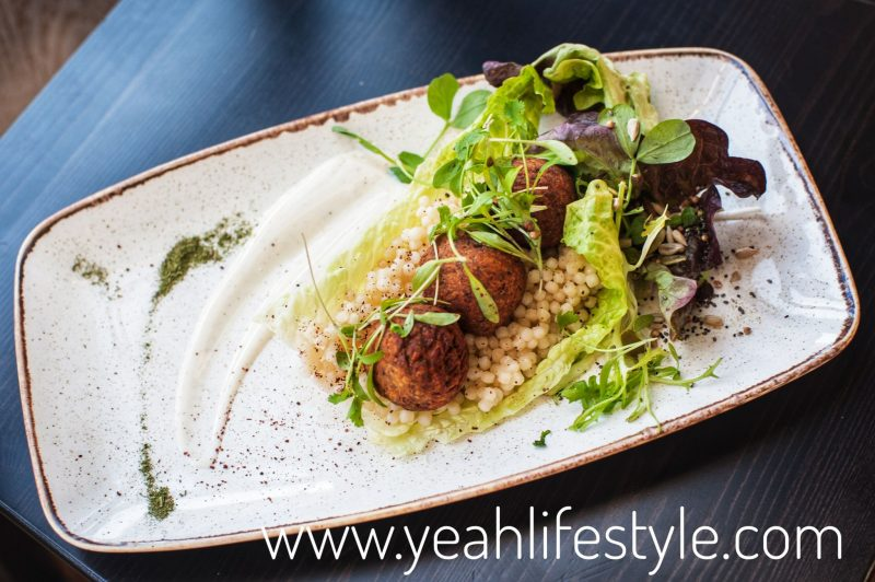 Love-Thy-Neighbour-Chorlton-Valentine-Day-Menu-Vegetarian-Food-Blogger-Vegan-Manchester-Falafel