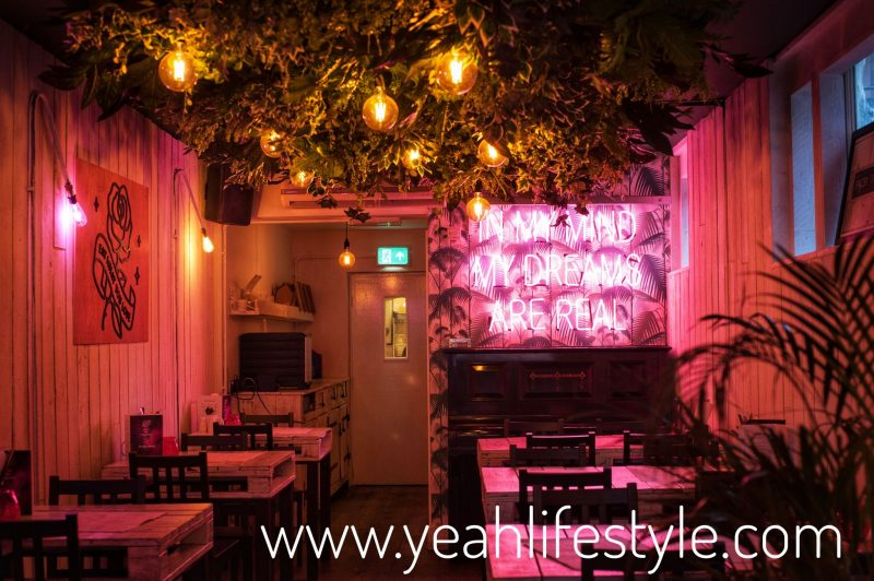 Love-Thy-Neighbour-Chorlton-Valentine-Day-Menu-Vegetarian-Food-Blogger-Vegan-Manchester-Interior-Deco