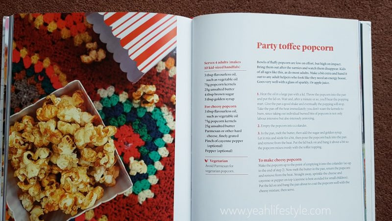 Mumsnet-Top-Bananas-Blogger-Book-Review-Kids-Food-Recipes-Party-Toffee-Popcorn-Recipe