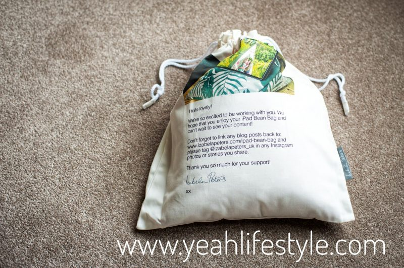 ipad-bean-bag-isabela-peters-review-gadget-yeah-lifestyle-uk-blogger-eco-friendly