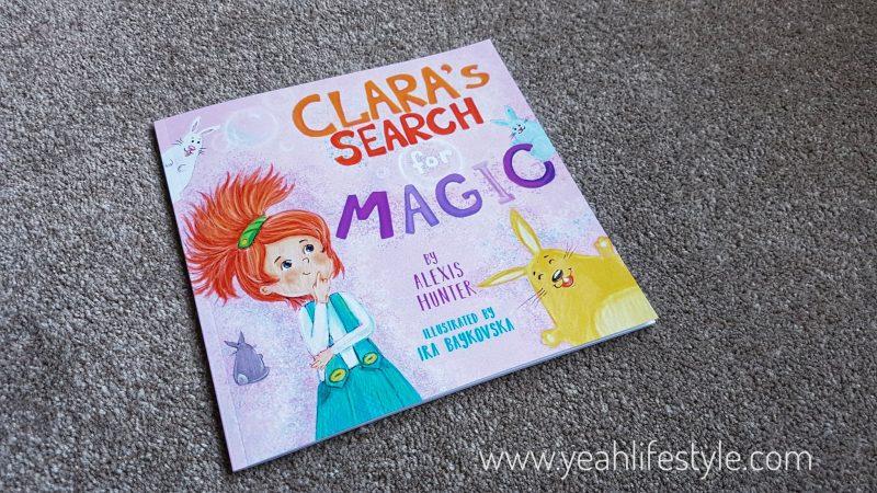 Clara-Magic-Kids-Book-Blogger-Review-Alexis-Hunter-Girls
