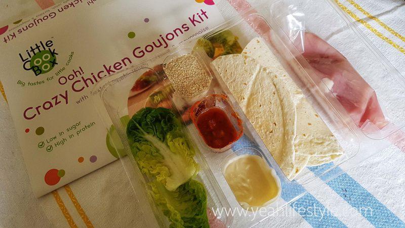 Little-Cook-Box-Kids-Meals-Prepared-Blogger-Review-UK-Chicken-Goujons