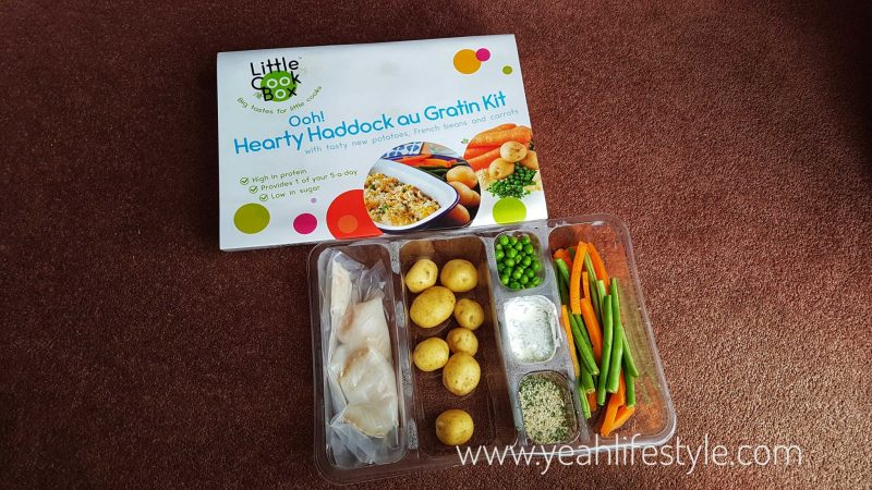 Little-Cook-Box-Kids-Meals-Prepared-Blogger-Review-UK-Fish-Pie