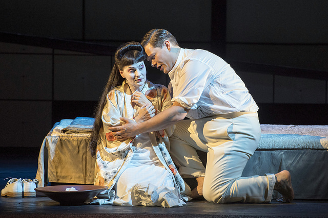 Review: Opera North's Madama Butterfly Arrives at The Lowry, Manchester *
