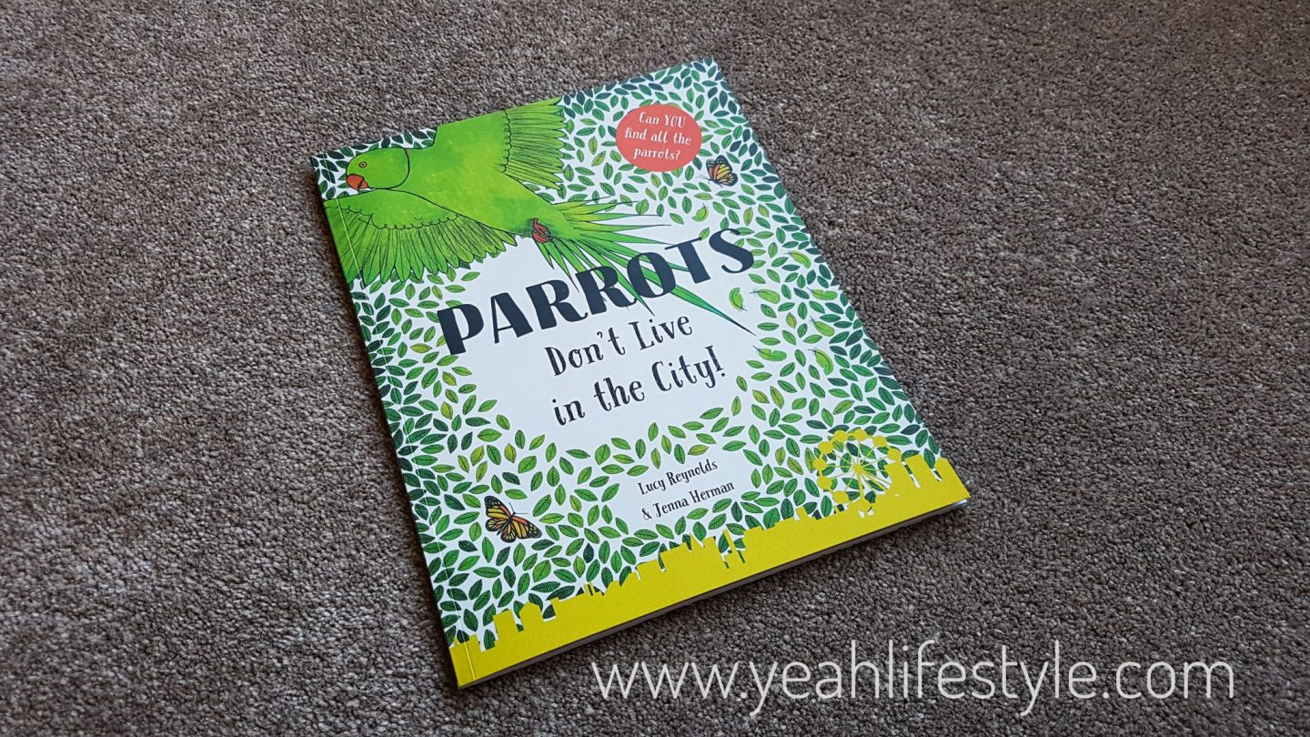Children's Book Review: Parrots Don't Live in the City! *
