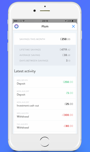 Plum-Money-Saving-App-Finances-Control-Blogger-UK-Banks-Monitoring-Cashless