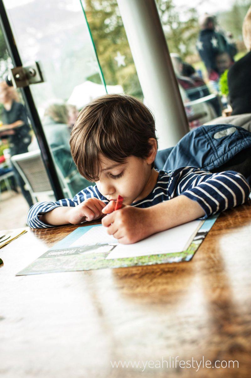 Trentham-Gardens-Staffordshire-Family-Blogger-UK-Kids-Cafe-Kids-Activity