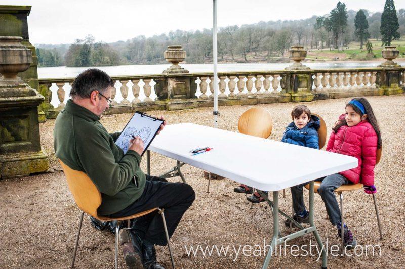 Trentham-Gardens-Staffordshire-Family-Blogger-UK-Kids-Playground-Painter