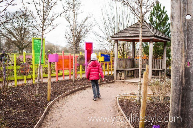 Trentham-Gardens-Staffordshire-Family-Blogger-UK-Kids-Sensory-Garden