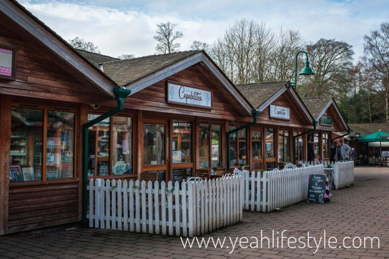 Trentham-Gardens-Staffordshire-Family-Blogger-UK-Kids-Shopping-Outlet