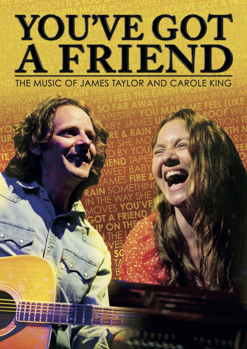 You-Got-A-Friend-Music-James-Taylor-Carole-King-Stafford-Gatehouse-Theatre