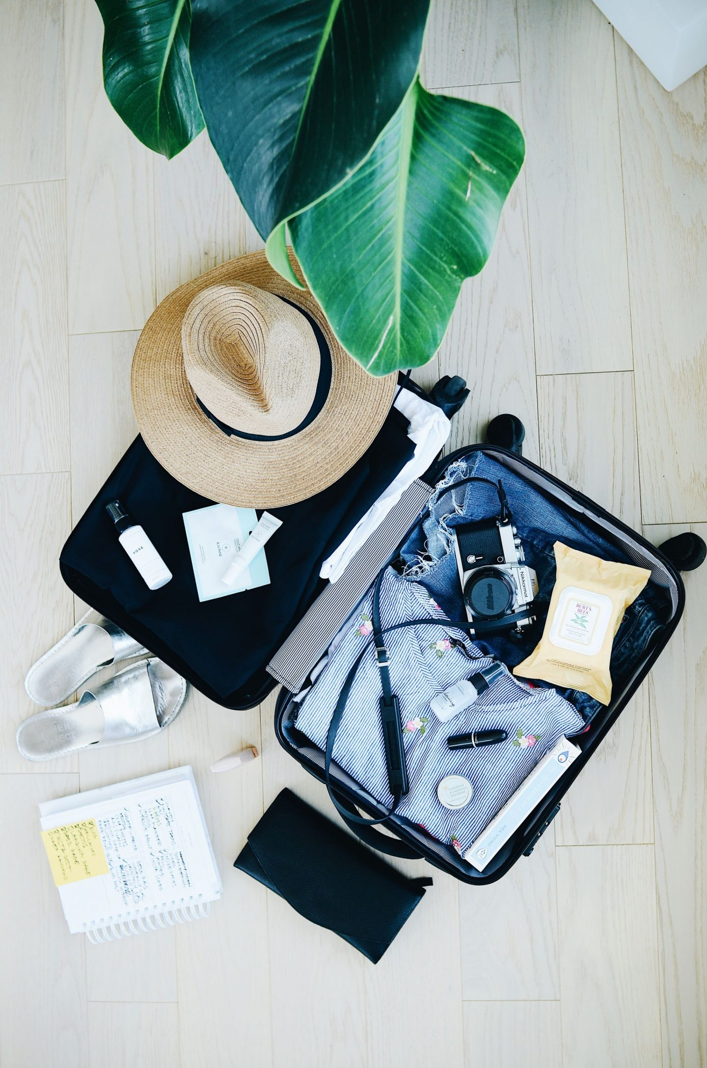 Avoid A Packing Crisis By Planning Your Carry-On Luggage In Advance **