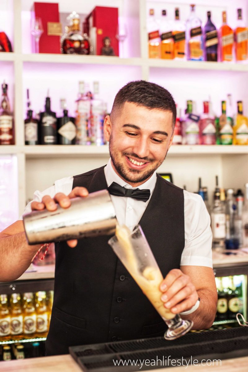 Emilys-Cocktail-Mocktail-Masterclass-UK-Bartender-Mixing-Drinks