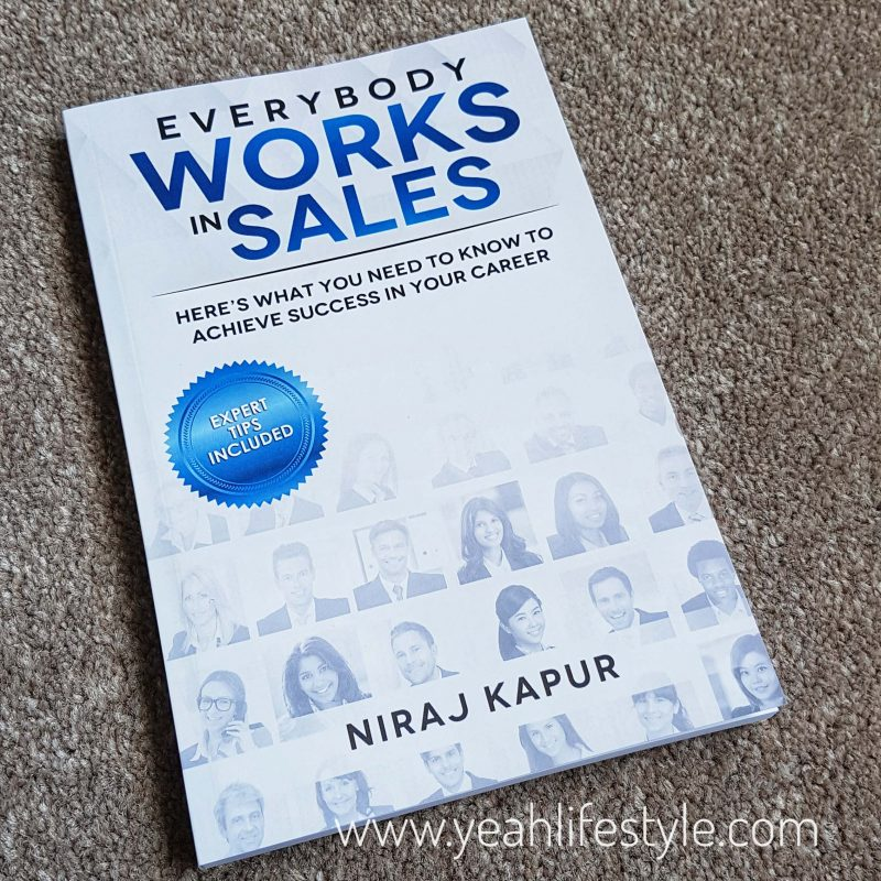 Everybody-works-in-sales-blogger-book-review-niraj-kapur-pages-cover