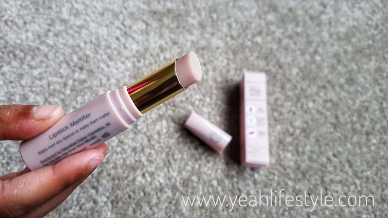The-Pip-Box-Cruelty-Free-Vegan-Beauty-Box-Blogger-Review-Lipstick-Mattifier