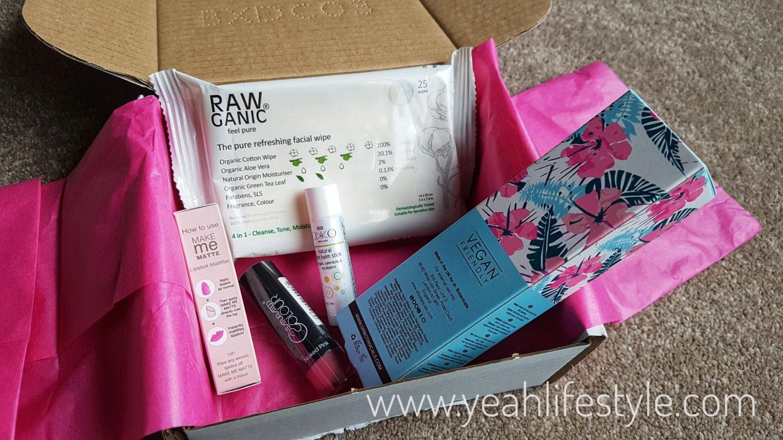 The Pip Box Cruelty-Free & Vegan Beauty Box Review *