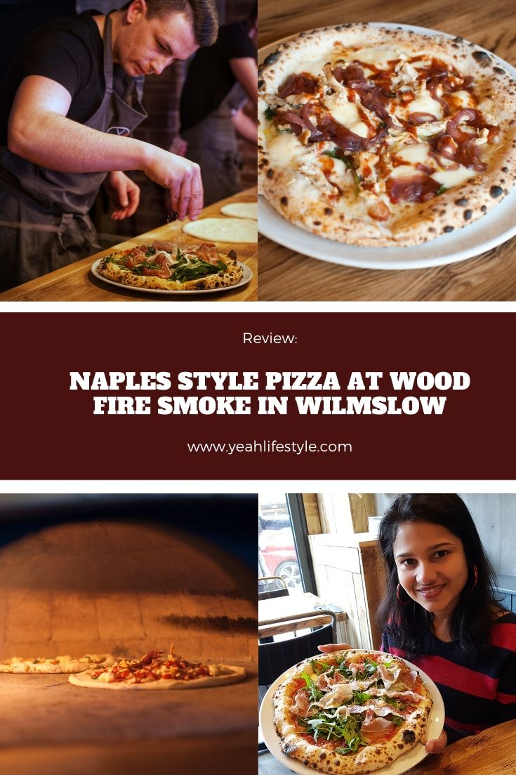 Review Naples Style Pizza At Wood Fire Smoke Pizza In Wilmslow