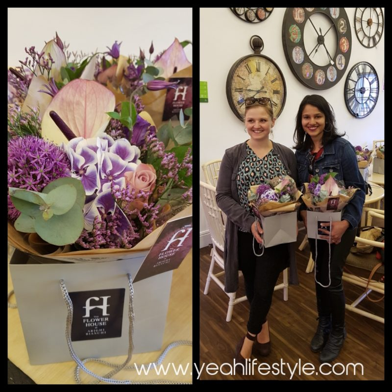 Arighi-Bianchi-Blogger-Tour-Macclesfield-Cheshire-Home-Interior-Decorations-Flower-Gift
